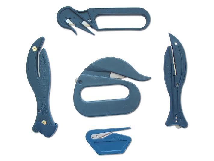 Wykrywalne noże