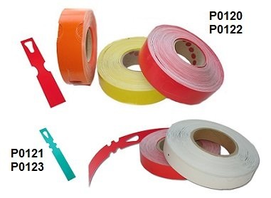 Detectable labels, tags and signs