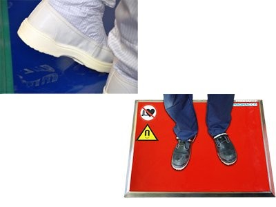 Food safety mats