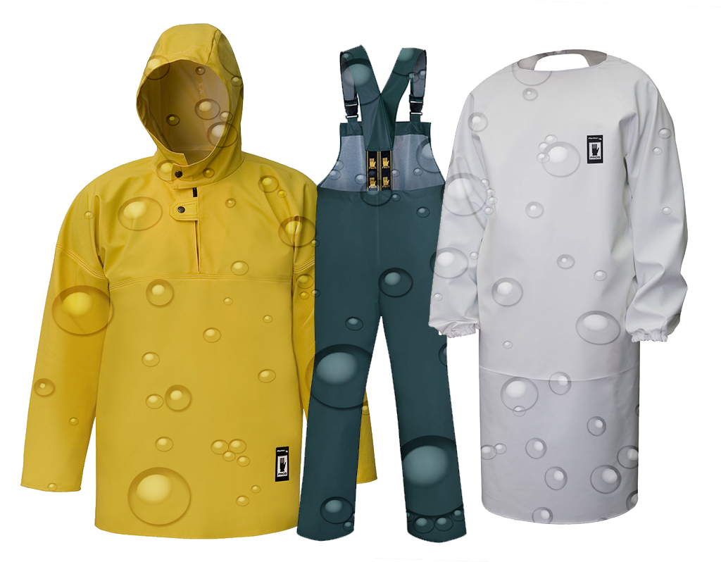 Nepromokavé oblečení