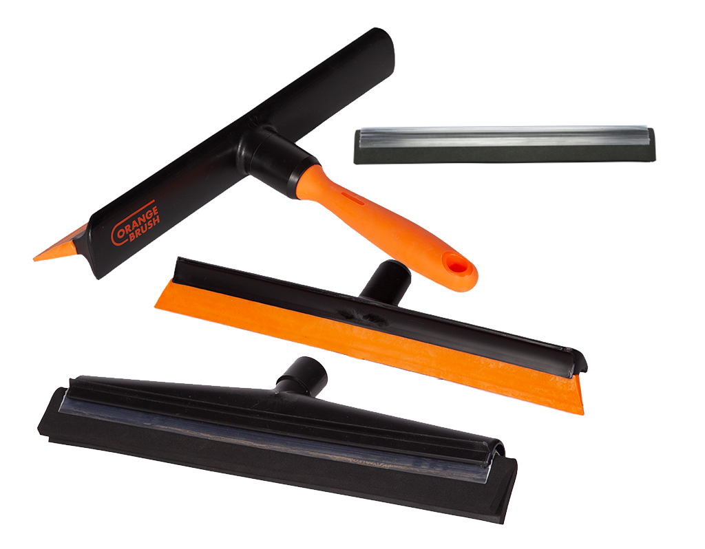 Recycled squeegees
