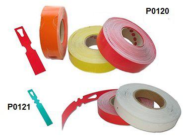Wykrywalne etykiety papierowe