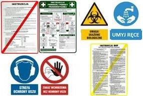 Detekovatelné značky a pokyny
