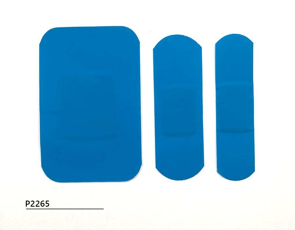 Detektierbare Blaue Pflaster