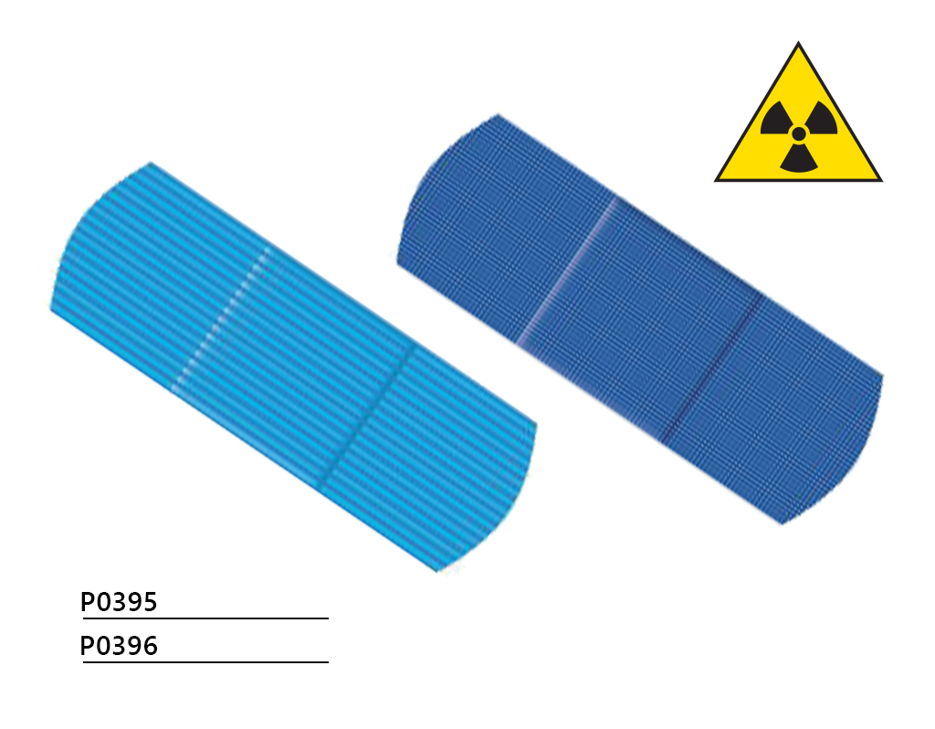 X-ray blue detectable plasters 7,2x2,5cm