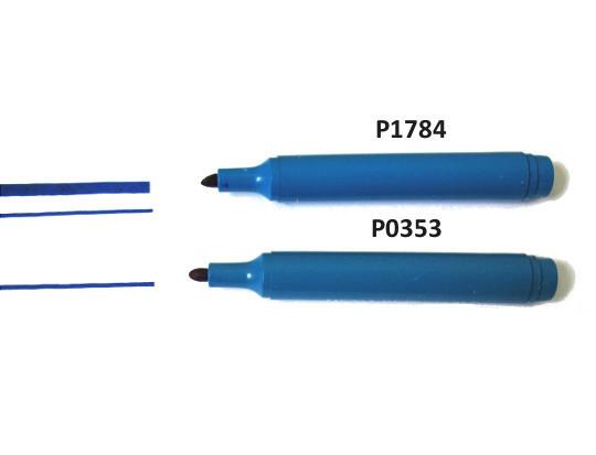 Rotulador permanente detectable