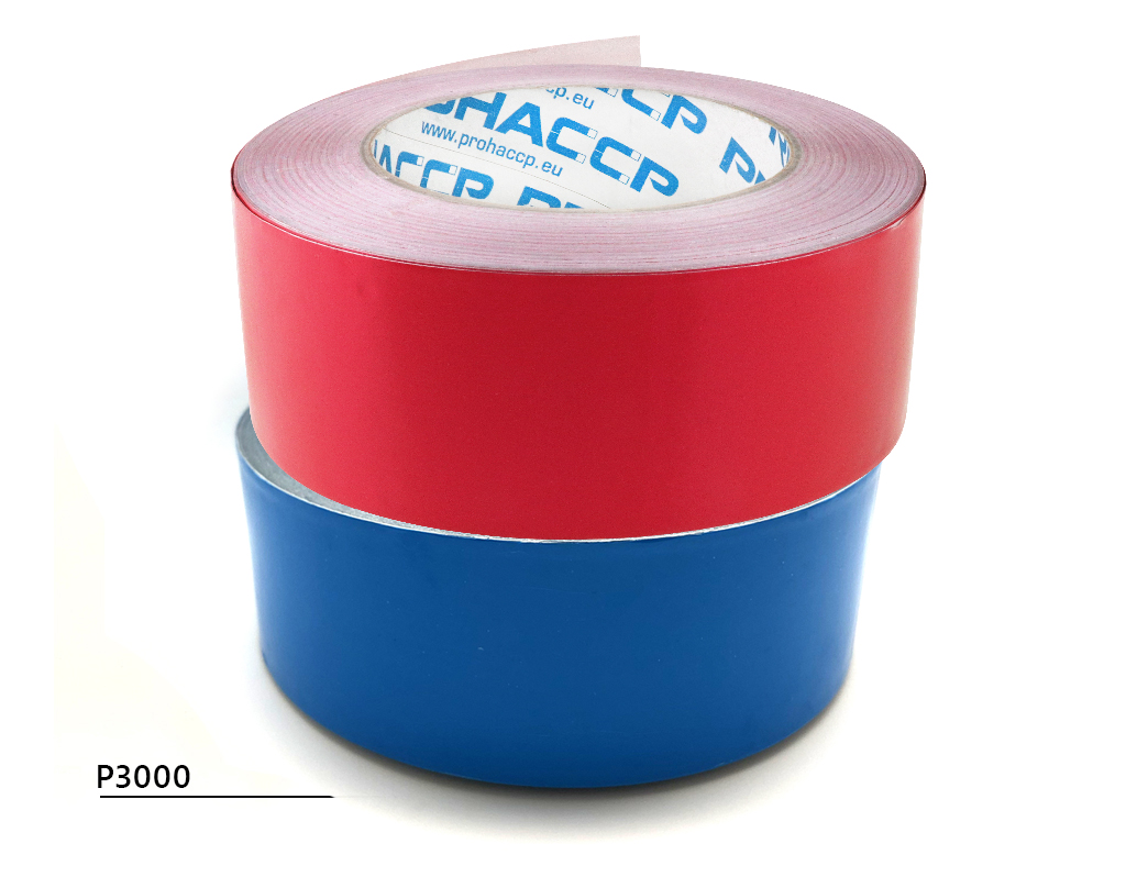 NEW! Detectable, blue packing tape