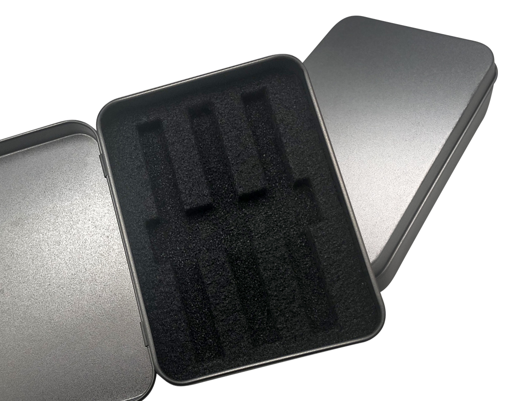 NEW! Metal box for testers storage