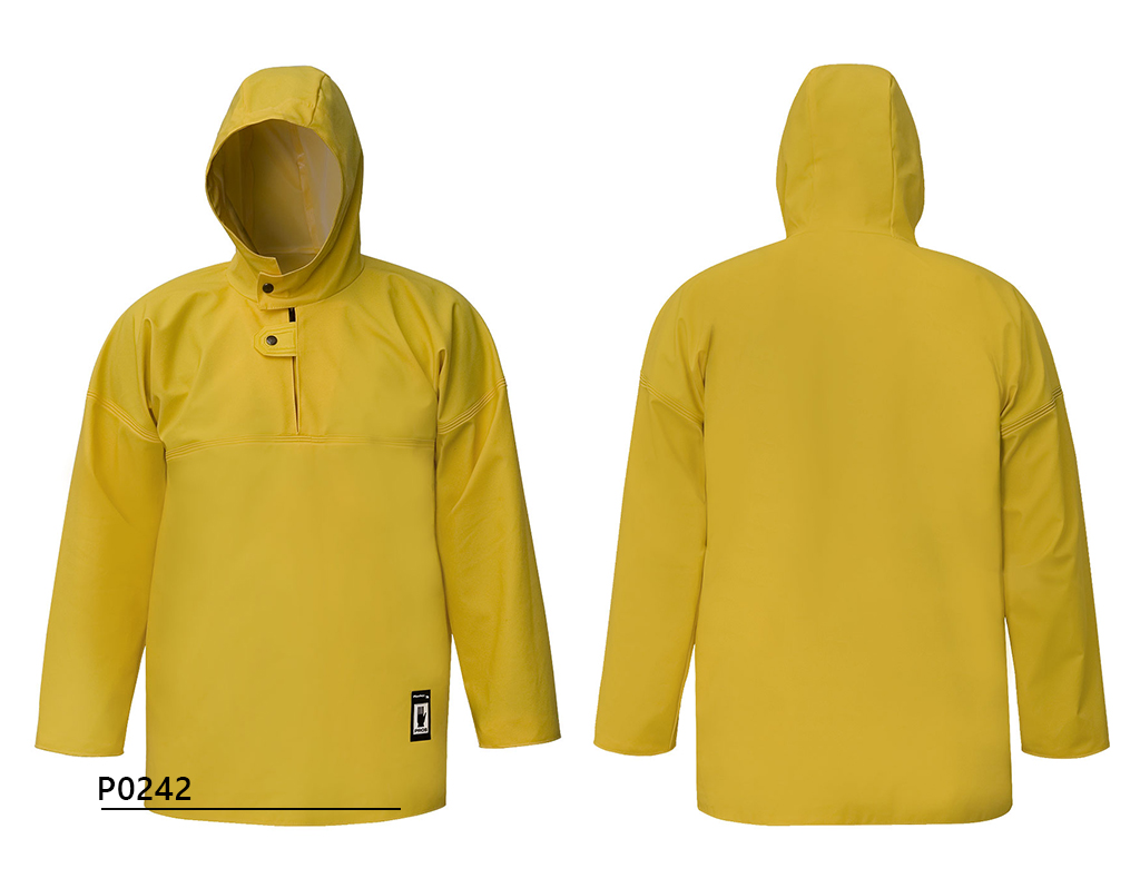 NEW! Waterproof jackets