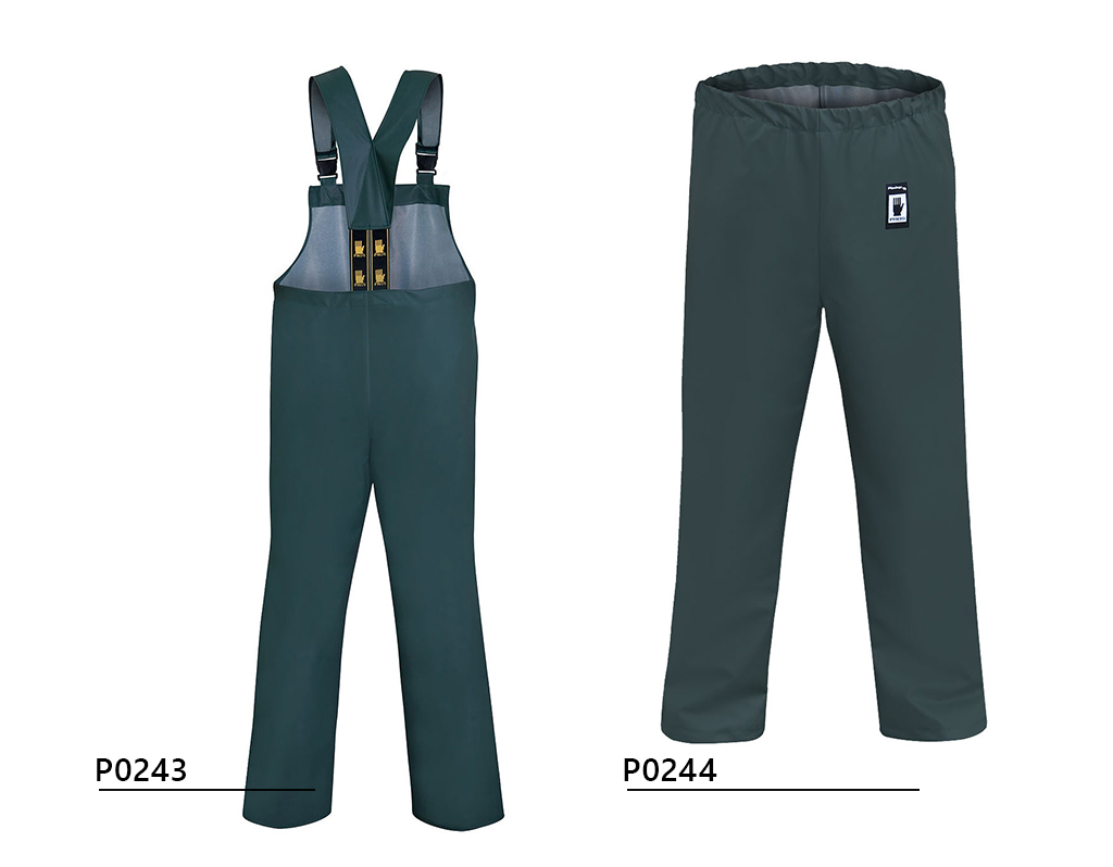 NEW! Waterproof bibpants