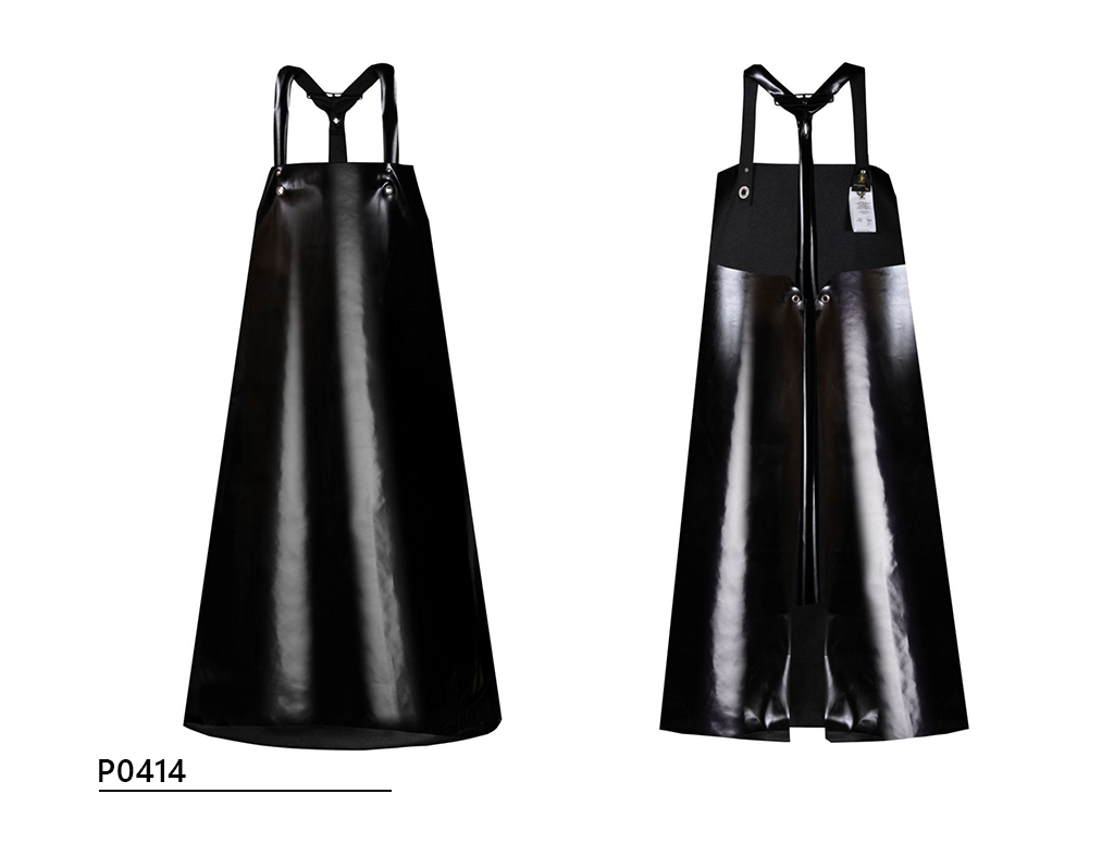 NEW! Waterproof acid-lyeproof apron