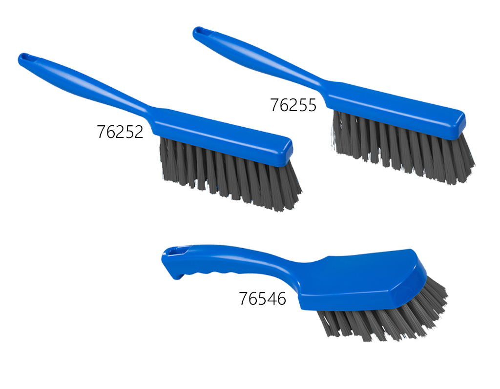 Full detectable hand brush