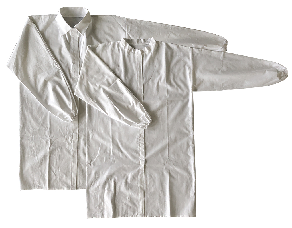 Reusable lab coats