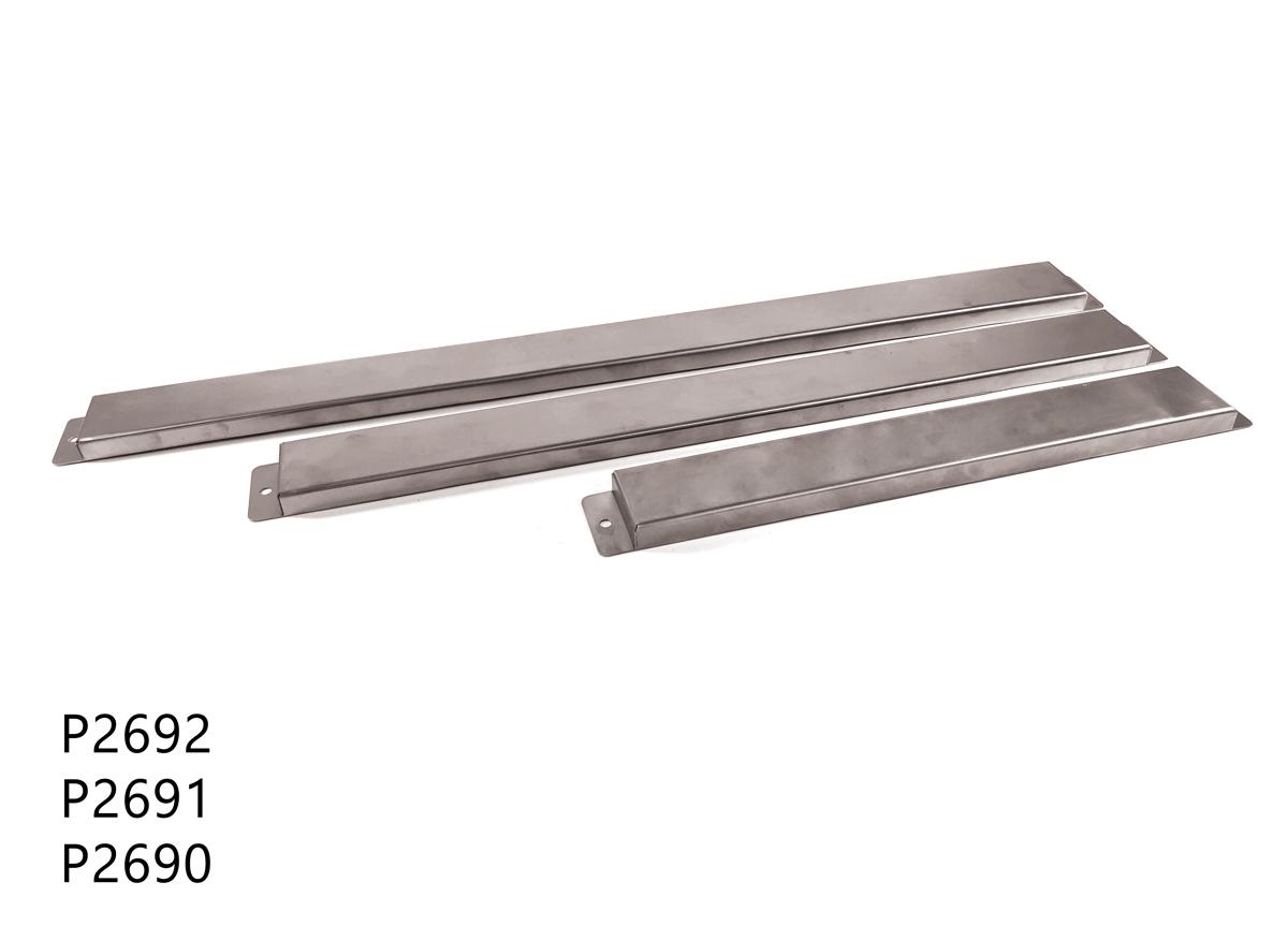 Listwa magnetyczna ze stali nierdzewnej na noże