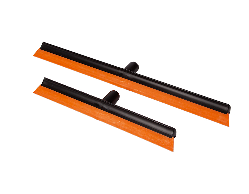 Recycled one-piece super hygienic squeegee