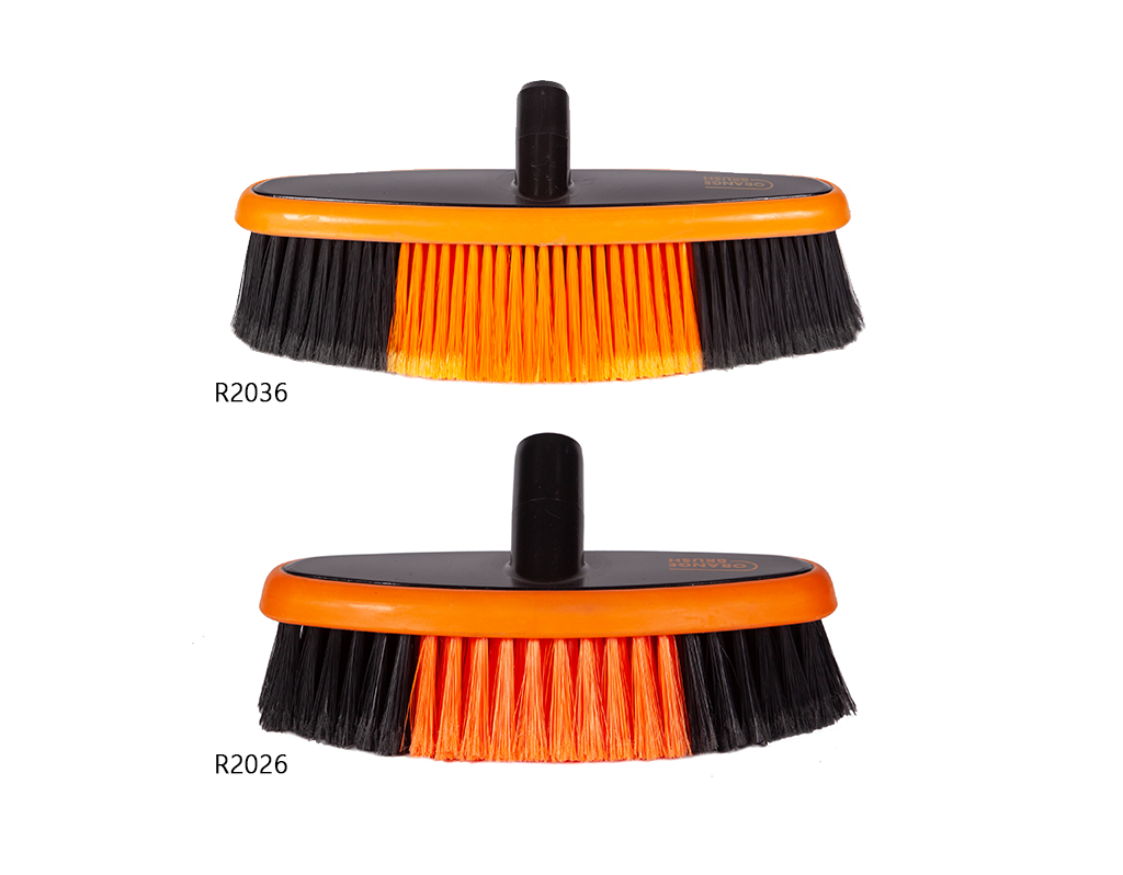 Recycled owal brush, Waterfed