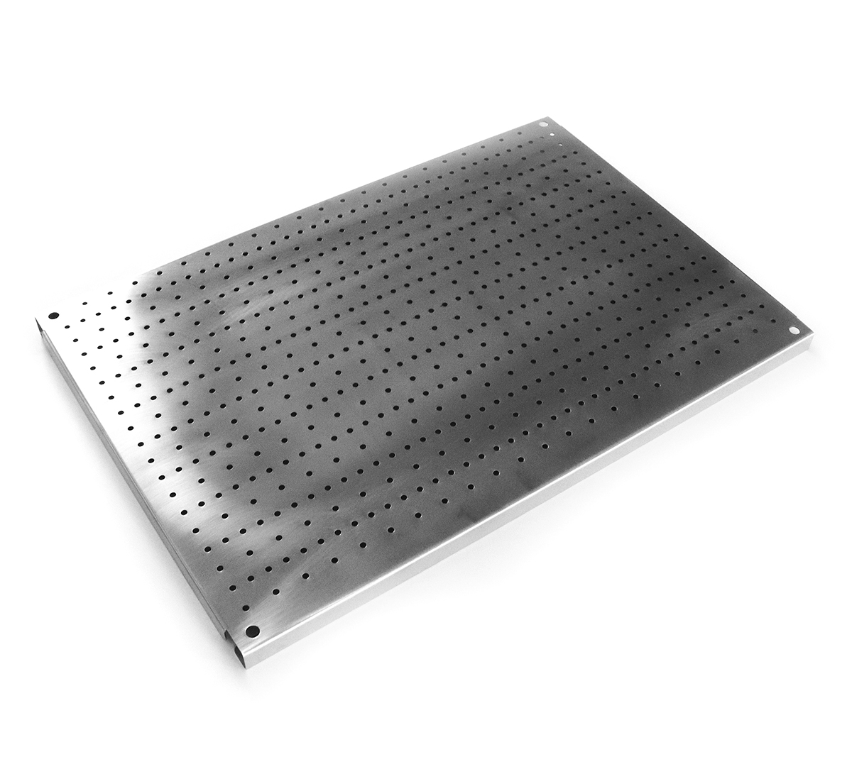 Stainless steel perforated board