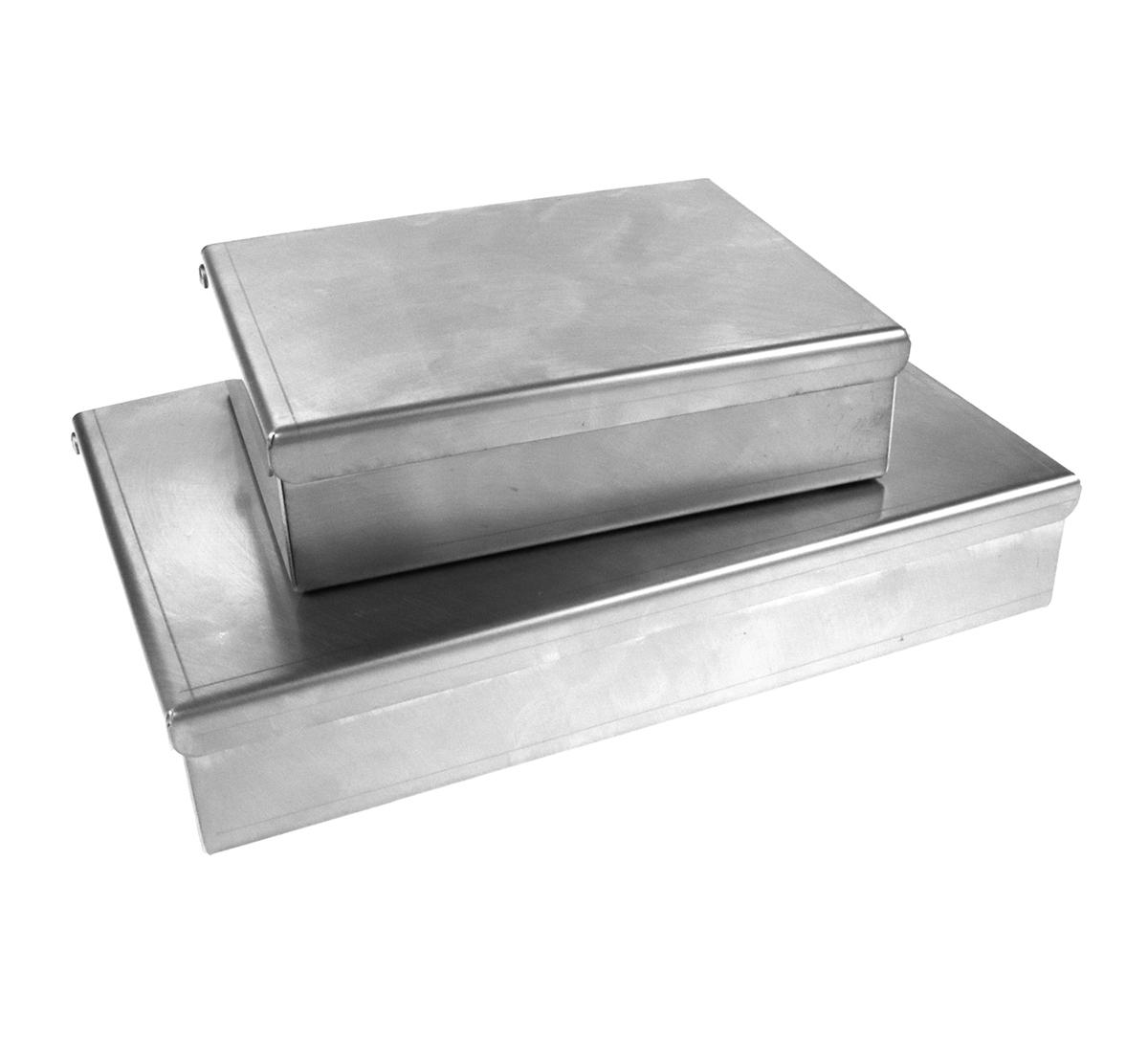Krabička z nerezové oceli