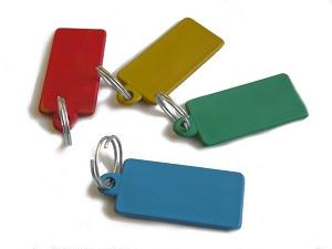 Metalo detektoriumi aptinkamos didelės atsekimo kortelės